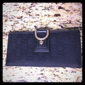 Gucci Abbey Long Wallet